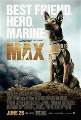Max (v.o.a.) Affiche de film