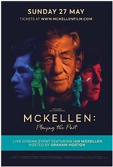 McKellen: Playing the Part Large Poster