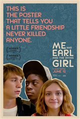 Me and Earl and the Dying Girl (v.o.a.) Affiche de film