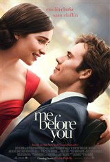 Me Before You Affiche de film