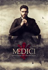 Medici: Masters of Florence (Netflix) Movie Poster