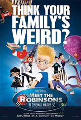Meet the Robinsons Movie Poster Movie Poster