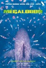 Mégalodon Large Poster