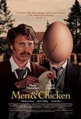 Men & Chicken Movie Poster