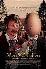 Men & Chicken Movie Poster