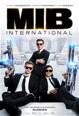 Men in Black: International Movie Poster