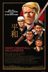 Merry Christmas Mr. Lawrence Movie Poster