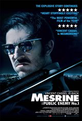 Mesrine: Public Enemy No. 1 Movie Poster Movie Poster