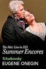 Met Summer Encore: Eugene Onegin Movie Poster