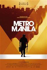 Metro Manila Large Poster