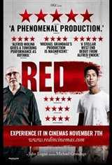MGC Presents Red Movie Poster