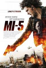 MI-5 Large Poster