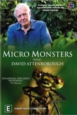 Micro Monsters 3D Large Poster