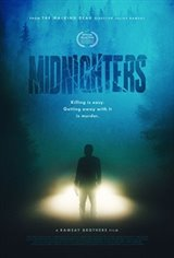 Midnighters Large Poster