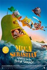 Mika & Sebastian : L'aventure de la poire géante Affiche de film