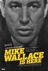 Mike Wallace is Here Movie Poster