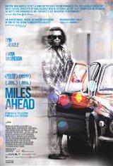 Miles Ahead (v.o.a.) Affiche de film