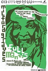 Milford Graves Full Mantis Movie Poster