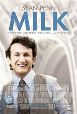 Milk (2008) Movie Poster