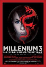 Millenium 3 Movie Poster