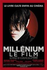 Millenium Movie Poster