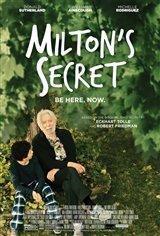 Milton's Secret Movie Poster