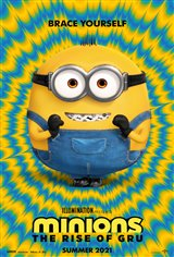 Minions: The Rise of Gru Affiche de film