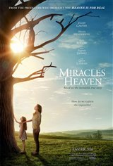 Miracles From Heaven (v.o.a.) Affiche de film