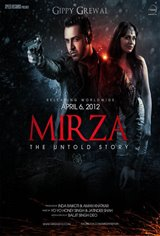 Mirza: The Untold Story Movie Poster