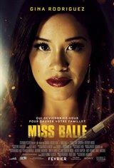 Miss Balle Affiche de film