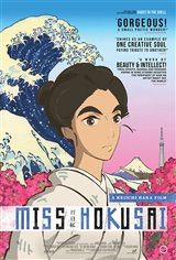Miss Hokusai (Subtitled) Movie Poster
