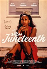 Miss Juneteenth Movie Poster Movie Poster