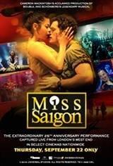 Miss Saigon: 25th Anniversary Performance Movie Poster