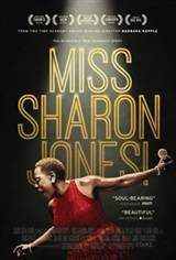 Miss Sharon Jones! Movie Poster