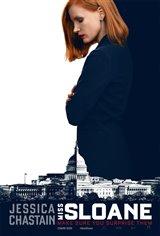 Miss Sloane Movie Poster
