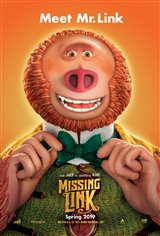 Missing Link Movie Poster Movie Poster