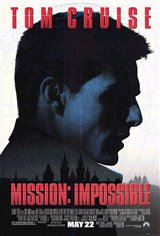 Mission: Impossible Large Poster