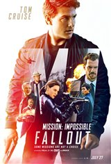 Mission: Impossible - Fallout Affiche de film