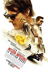 Mission: Impossible - La nation rogue Affiche de film