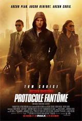 Mission: Impossible - protocole fantôme l