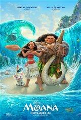 Moana (v.f.) Movie Poster
