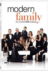 Modern Family: The Complete Fifth Season Movie Poster