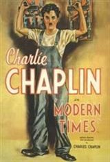 Modern Times (1936) Movie Poster