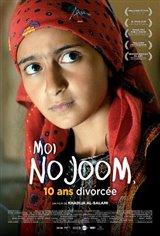 Moi Nojoom, 10 ans, divorcée (v.o.arabe, s.-t.f.) Affiche de film