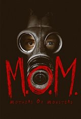 M.O.M. Mothers of Monsters Large Poster