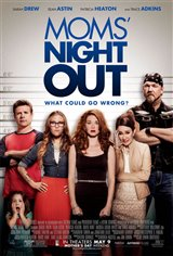 Moms' Night Out Affiche de film