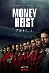 Money Heist (Netflix) Movie Poster