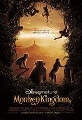 Monkey Kingdom Movie Poster