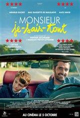 Monsieur je-sais-tout Movie Poster