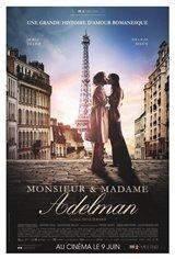 Monsieur & Madame Adelman Affiche de film